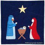 Nativity Quilt Pattern