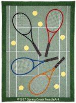 Tennis Quilt pattern