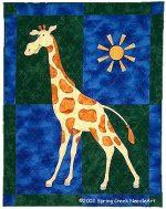 Geraldine Giraffe