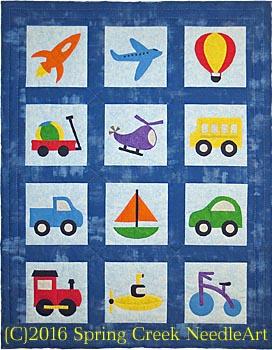 Toys That Travel
