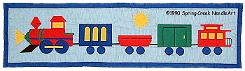 Little Choo Choo quilt pattern