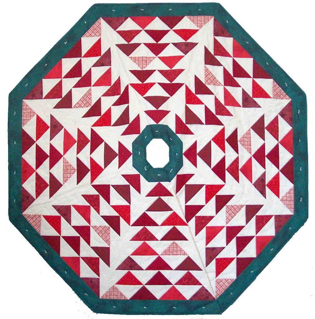Christmas Goose Skirt Pattern