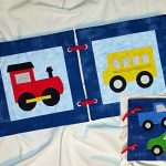 Toys That Travel Quiet Book