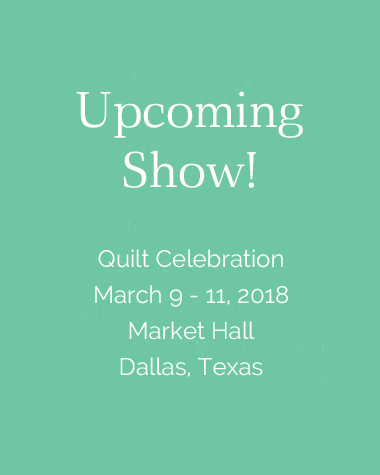 Dallas Quilt Celebration