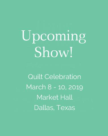 Quilt Celebration 2019